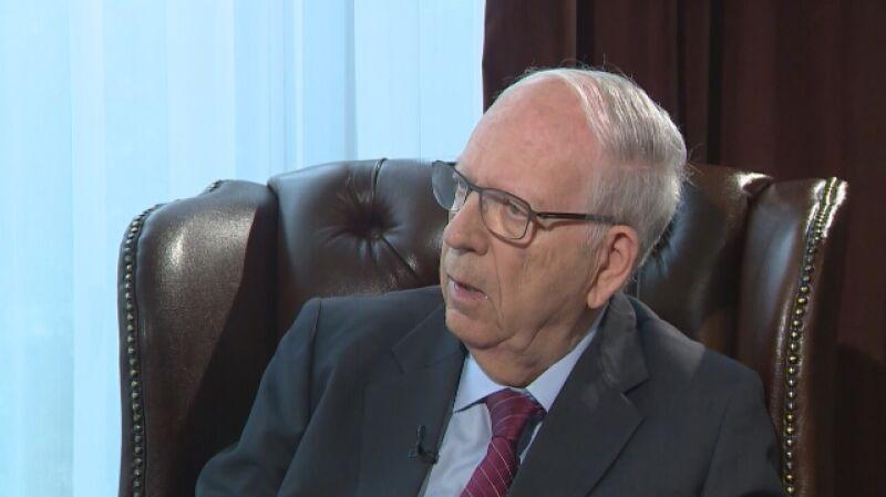Były szef Mosadu w wywiadzie dla TVN24 Biznes i Świat
