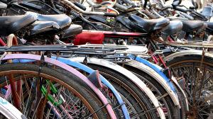 Miejskim rowerem po Bemowie  pojedziesz nawet w nocy