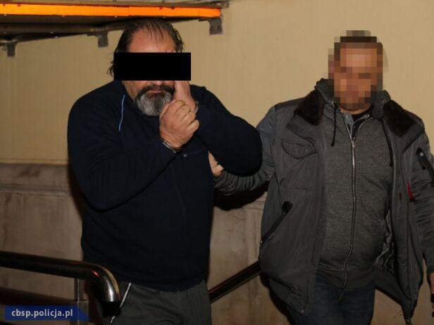 """Aresztowanie """"Hossa"""" CBŚP"""