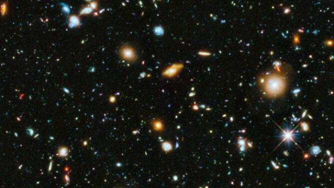 Dlaczego mamy problemy z uzyskaniem ostrych obrazów najodleglejszych galaktyk?