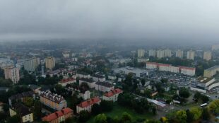 Pierwsze dni jesieni, a w Rybniku normy jakości powietrza już zostały przekroczone