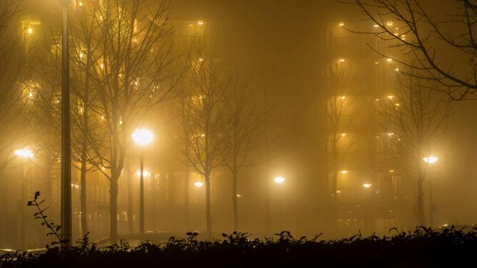 Wieczorem w wielu miastach oddycha się smogiem