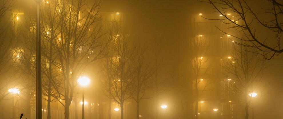 Fatalne powietrze w Polsce. Wieczór ze smogiem