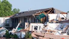 Siła żywiołu była ogromna (PAP/EPA/TORREY PURVEY)