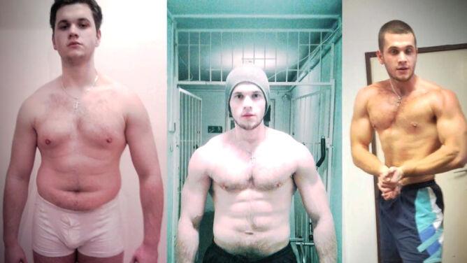 Zrzucił 32 kg dzięki diecie i ćwiczeniom