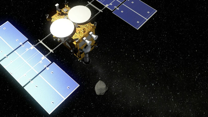 Chcą zbadać asteroidę z początków Układu Słonecznego. Próba lądowania niebawem
