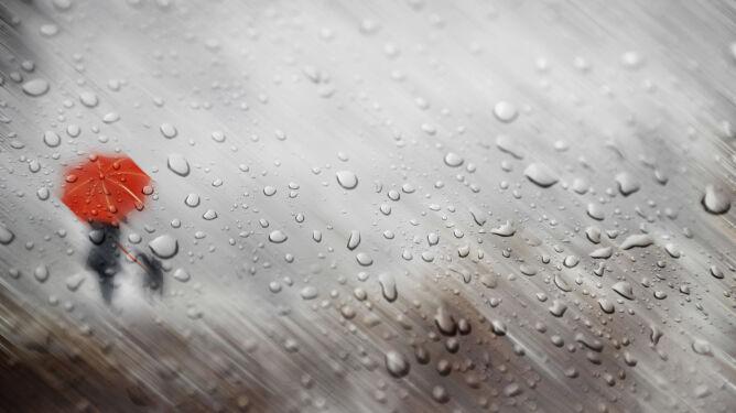 Pogoda na pięć dni: znów będzie się działo. Deszcz, śnieg i wiatr