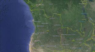 W Angoli przeszły gwałtowne ulewy