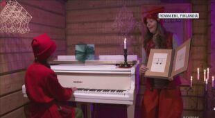 Życzenia od Świętego Mikołaja