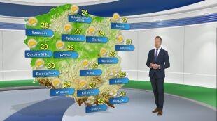 Prognoza pogody na środę 12.08